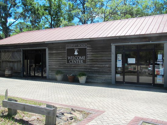 Visitor Center, Penn Center, Saint Helena Island, SC