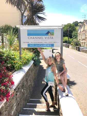 Kelly Anna Excited To Stay At The Channel Vista Picture Of