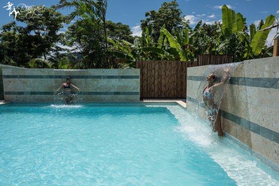 Pool - Picture of Danyasa, Dominical - Tripadvisor