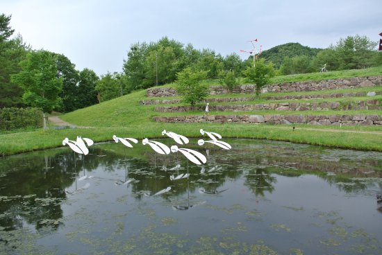 Sanda, اليابان: 新宮晋 風のミュージアム