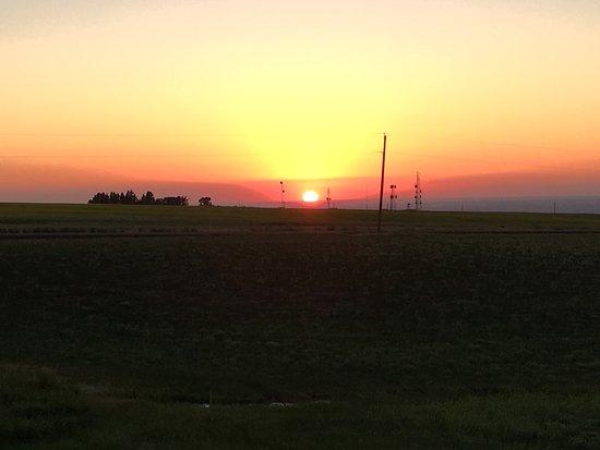 Pomeroy, Ουάσιγκτον: Summer Sunset.