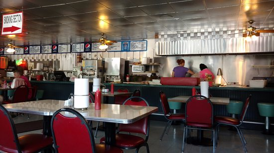 Whitley City, KY: Dairy Bar