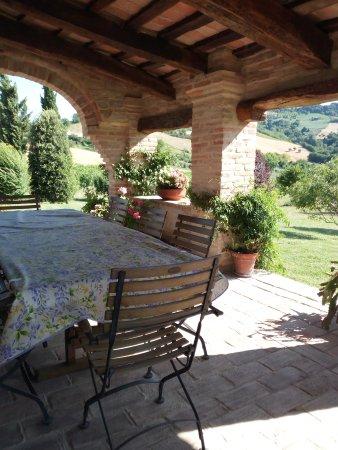 Cupramontana, إيطاليا: B&B Cascinale La Mimosa