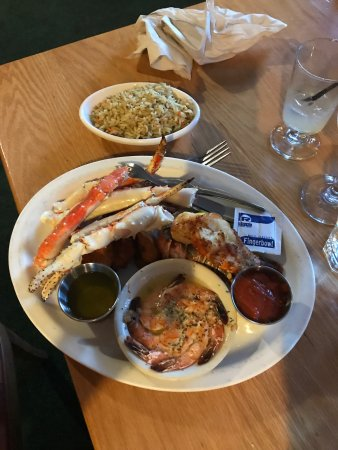 Norwood, NY: Lobster House