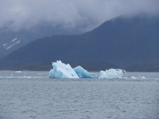 Columbia Glacier: It is even colder than it looks.