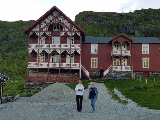 Turtagro Hotel: Sveitservillaen
