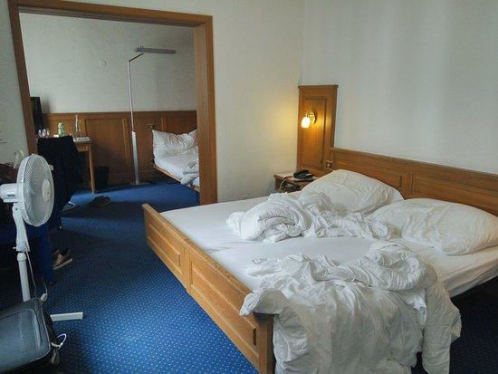 Hotel Alpina Luzern Photo
