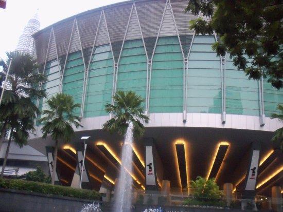 Kuala Lumpur Convention Centre: convention