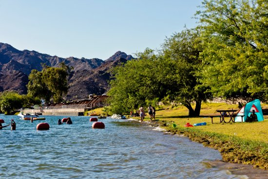 Parker, AZ: Buckskin Mountain water activities