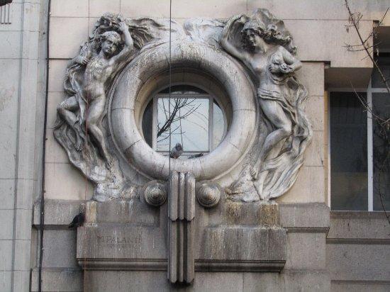 Edificio de los Atlantes