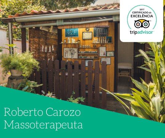 Roberto Carozo Massoterapia