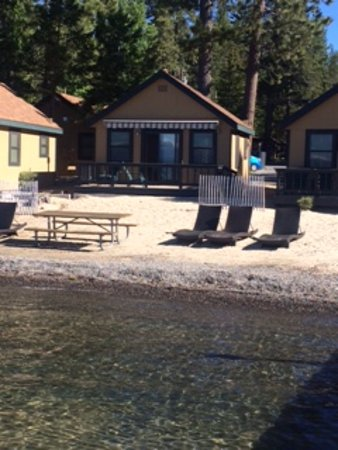 Franciscan Lakeside Lodge: 22 from pier