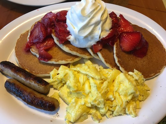 Centralia, WA: summer pancakes