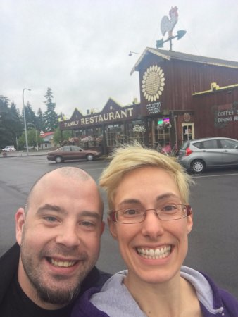 Centralia, WA: A fun breakfast stop