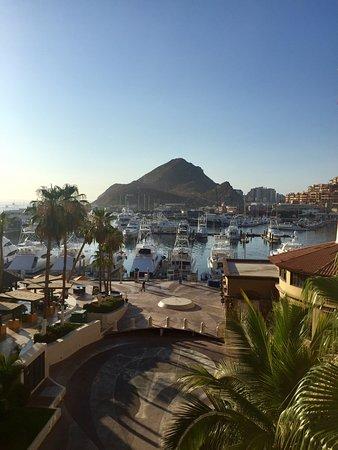 Tesoro Los Cabos: Bridge view of the Marina