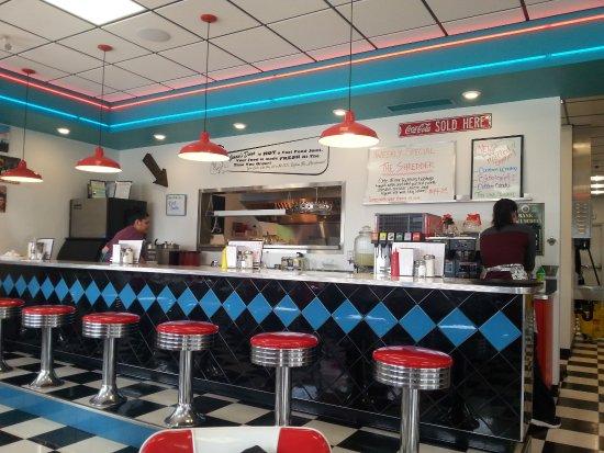 Bonnyville, Канада: Jennie's Diner