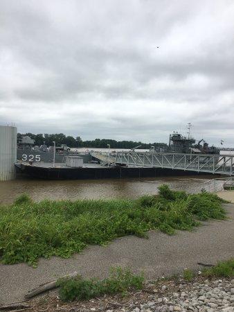 USS LST SHIP MEMORIAL, Evansville, IN