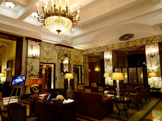 Lobby Picture Of Esplanade Zagreb Hotel Tripadvisor