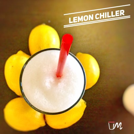 Mahtay Cafe : Lemon Chiller