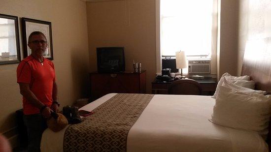 Gadsden Hotel: classic rooms