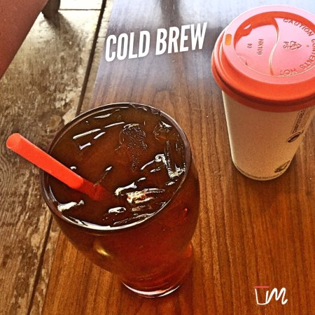 Mahtay Cafe : Cold Brew Coffee