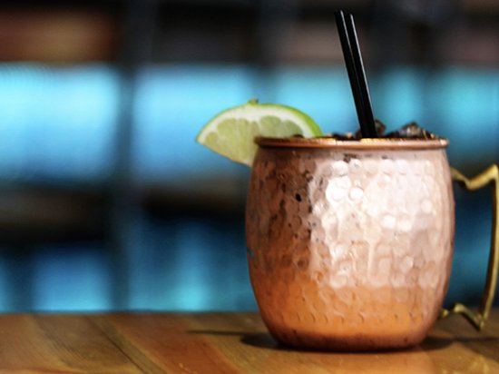 Crestview Hills, KY: Moscow Mule