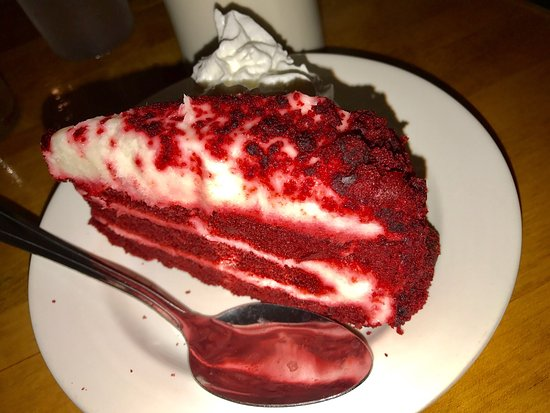 Yonkers, NY: I ordered the Chicken Pot pie , which was Delicious ! For Desert I ordered their Red Velvet Cake