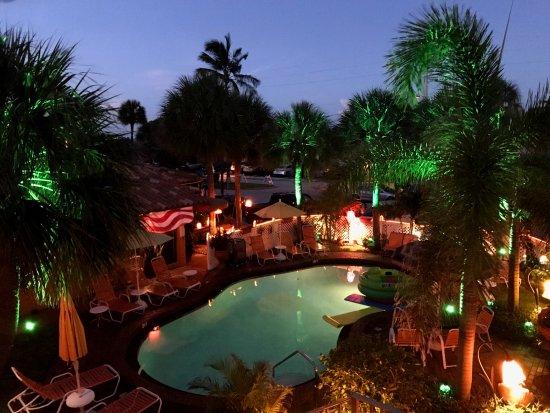 Blue Seas Courtyard: The beautiful pool