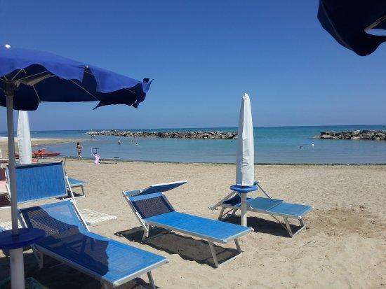 Hotel Caraibi : Spiaggia