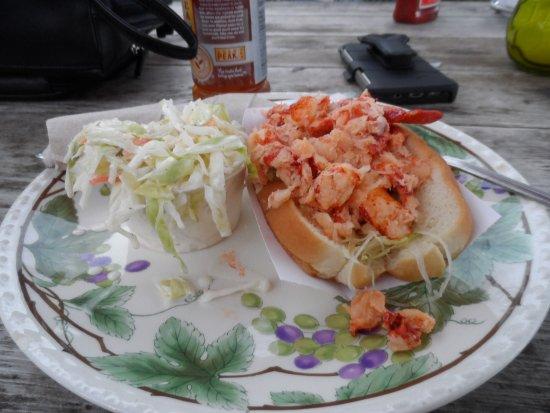 Edd's Place : lobster roll