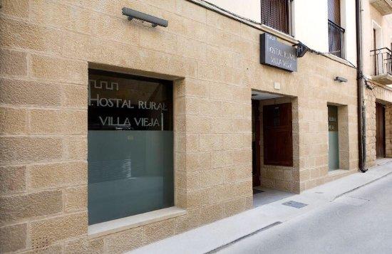 Hostal Hotel Rural Villa Vieja Olite