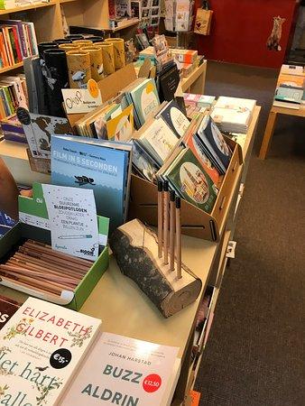 boekhandel De wijde wereld