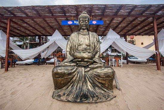 Zipolite, Mexico: Buda