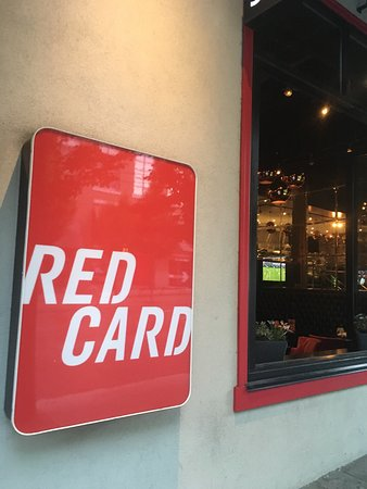 Red Card Sport Bar and Eatery: photo0.jpg