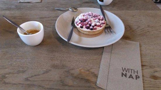 Vlaamsch Broodhuys: Não lembro o nome, mas é delicioso.