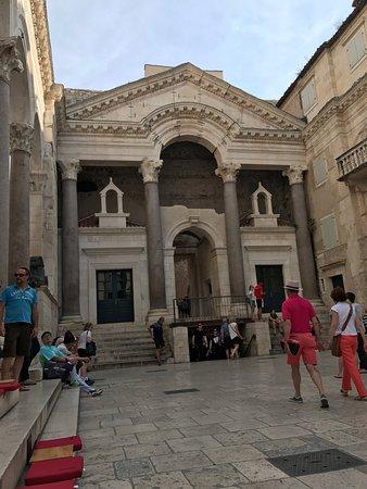 Dalmatia, Kroatia: Split