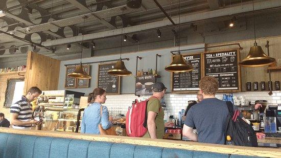 Caffè Nero ภาพถ่าย