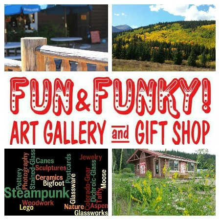 Fun & Funky Art Gallery #1