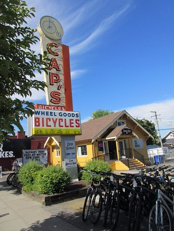 The Original Bike Shop and Cap's Bicycle Museum