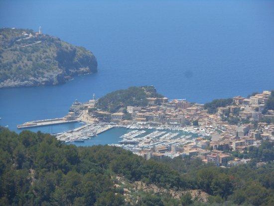 Views from Mirador Ses Barques