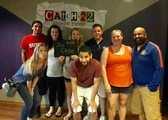 Catch-22 Escape Rooms