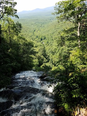 Dawsonville, GA: View from the top