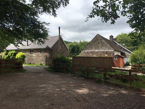 The Old Barn Tea Room Talybont