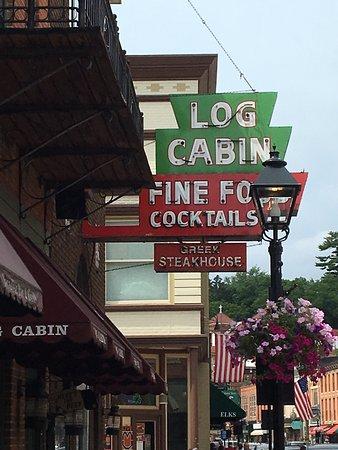Log Cabin Restaurant Galena Menu Prices Amp Restaurant