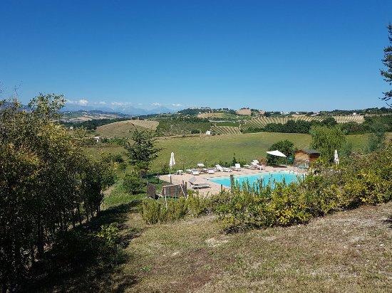 Montefiore dell'Aso, Włochy: La Casetta delle Marche