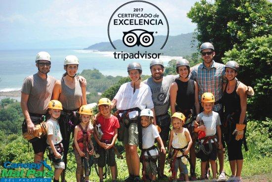 Mal Pais, Costa Rica: EXCELENCIA 2017