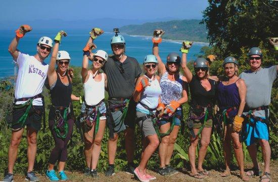 Mal Pais, Costa Rica: familia