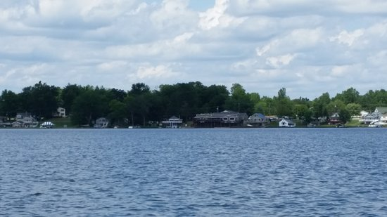 Lapeer, MI: View from Lake Nepessing
