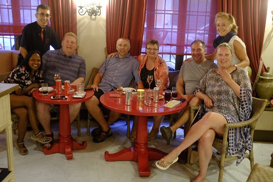 Hotel Le Cavendish: Open bar !!!!