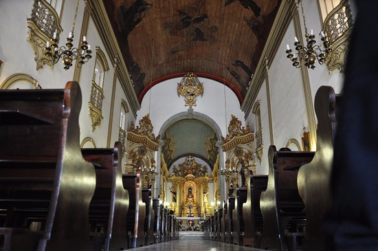 Shrine and Convent of Sao Francisco de Assis